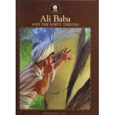 Ali Baba and the Forty Thieves (large format, Hardcover)