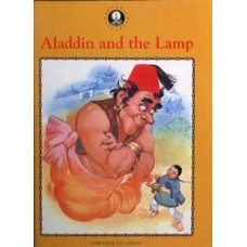 Aladdin and the Lamp (large format, Hardcover)
