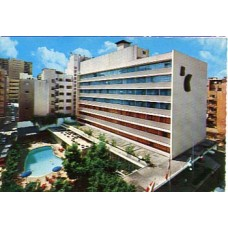 Beirut, Commodore Hotel /  Beyrouth, Hotel Commodore