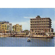 Postcard, Lebanon, Liban, Genuine 1960's Beirut, Beyrouth - Hotel St. Georges